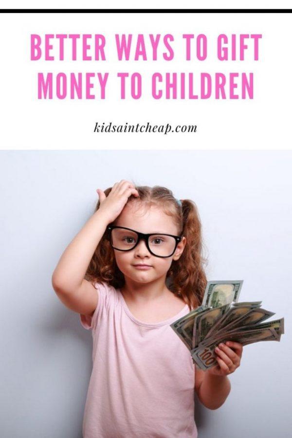 Ways to Gift Money to Children