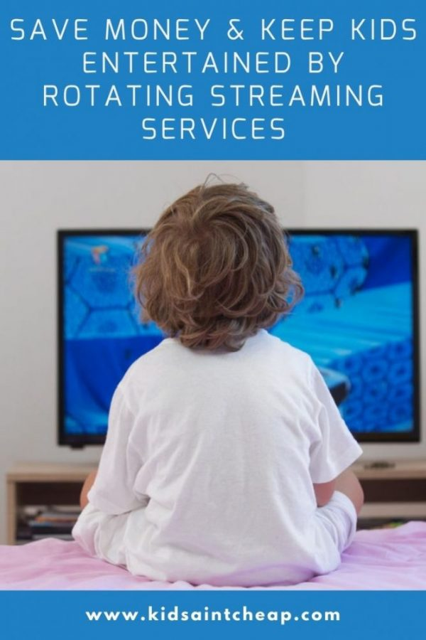 Rotating Streaming Services